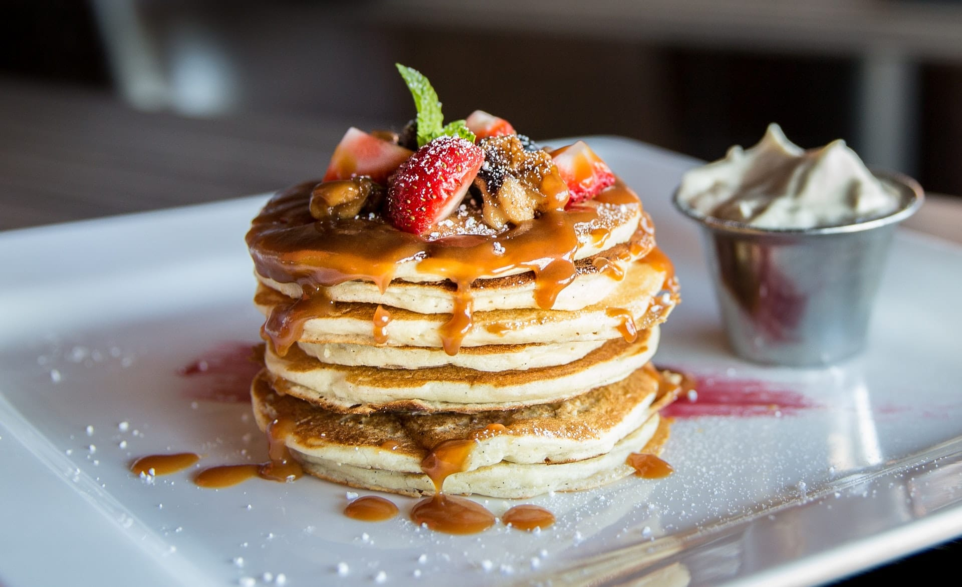 pancake celiachia senza glutine