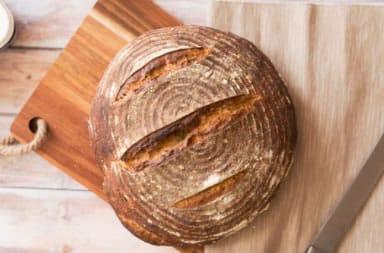 pane e surrogati del pane per celiaci